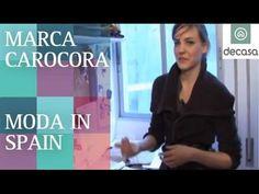 Diseñadora de moda Marca Carocora | Moda in Spain