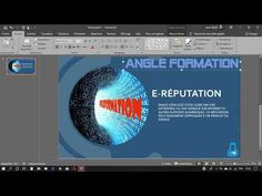 Graver une écrire sur une image sur Power Point - YouTube Le Point, Images