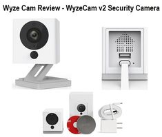 WyzeCam v2 Wireless Camera Buying from Amazon. #WyzeCam #Amazon #SecurityCamera #Shopping Amazon Buy, Home Camera, Wireless Camera, Security Camera, Night Vision, Gadgets, Home Appliances, Technology, Stuff To Buy
