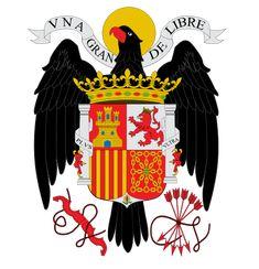 Spanish Flags, Oran, Conquistador, How To Speak Spanish, Coat Of Arms, Knight, Retro, Red Sonja, Family Crest