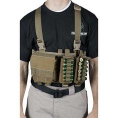Independent 1 X Sling Belt Over Shoulder Bandolier 55 Shell Shotgun Bandoleer For 20g 12g Holsters, Belts & Pouches Hunting