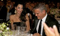 George Clooney's sweetest quotes about wife Amal Clooney