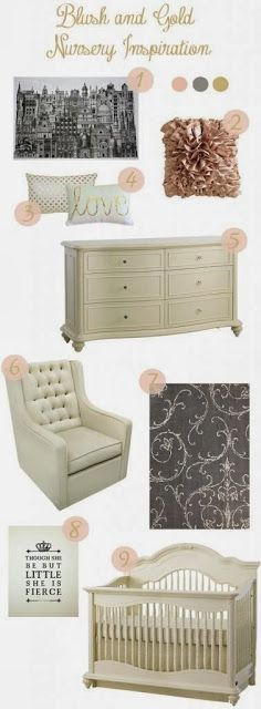 mrs. prince & co.: NURSERY DECOR