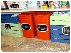 4 Clutter Busters For Pantry Organization