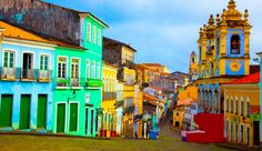Pelourinho, Salvador, Bahia - Brasil