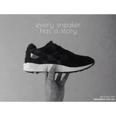Every sneaker has a story