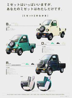 Daihatsu Midget Ⅱ