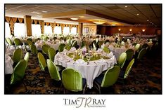 Lakeview Resort - Reflections On The Lake room...beautiful views for your wedding reception! Visit their booth during the 2015 Spring Bridal Extravaganza!