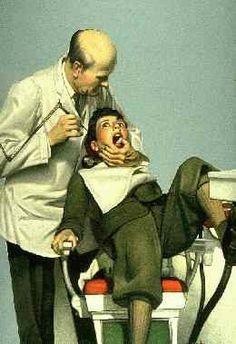 At the Dentist...