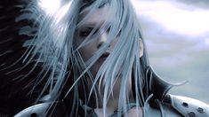 Final Fantasy 7 Sephiroth FFVII life aspirations: his hair
