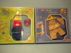 Little Sweet April - Cheerleader & Nurse - Remco 1971 | by mad-about- fleur