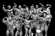Mr. Olympia Winner's Gallery