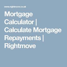 23 best mortgage repayment calculator images architecture interior rh pinterest com