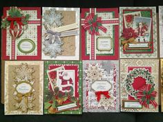 anna griffin cards ideas for christmas | Upload a project today for a chance to win a $100 shopping spree ...