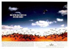 "Recruitment: ""ANTS"" Print Ad  by Ara."
