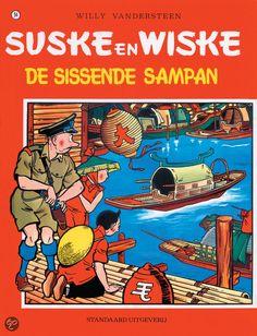 94 - Suske en Wiske - De sissende sampan