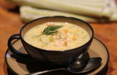 Sumptuous Shrimp Chowder with Dill | canada.com