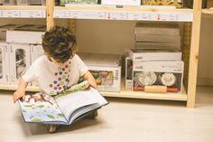 Shhhiu… estou a ler!