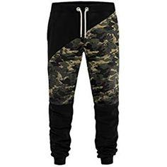 Amaci&Sons Herren Cargo-Style Pullover Sweatshirt Hoodie Sweater Camouflage 4003 Camouflage Khaki M: Amazon.de: Bekleidung Camouflage, Streetwear, Deep Forest, Jogger Pants, Sweatshirt, Hoodie, Jogging, Parachute Pants, Sweatpants