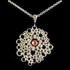 Burbujas con perlas de Rebeca Mojica