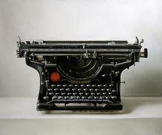 Christopher Stott - Underwood typewriter