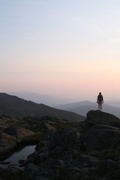 Presidential Traverse, White Mountain Region, New Hampshire