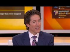 """If you want to know what you're going to be like in five years, Pastor Joel Osteen says, you should listen to what you're saying about yourself right now. Watch as he describes the power of words—both positive and negative. Plus, Oprah shares how replacing negative """"I am"""" statements with positive declarations improved her attitude while filming ..."""