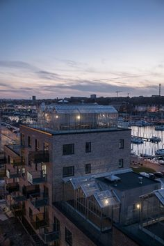 HARBOR HOUSES | ADEPT | Archinect