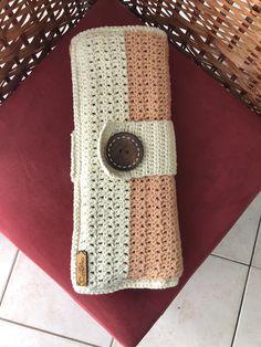 Crochet Needles, All In One, Straw Bag, Pouch, Handmade, Bags, Fashion, Handbags, Moda
