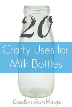 20 crafty uses for m