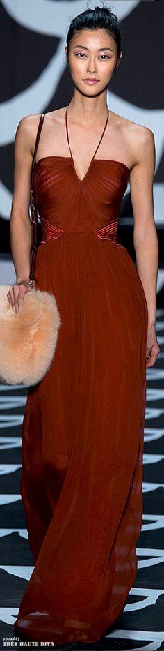 NYFW Diane von Furstenberg Fall 2014 RTW  http://www.vogue.com/fashion-week | The House of Beccaria