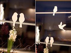 House number DIY If a bird flies - window decoration for spring - . - House number DIY If a bird flies – window decoration for spring – Freebie - Diy And Crafts, Crafts For Kids, Arts And Crafts, Paper Crafts, Bird Silhouette, Vogel Silhouette, House Numbers, Projects To Try, Windows