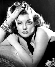 Ann Sheridan (1915-1967) by George Hurrell