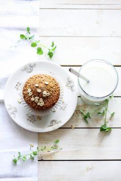 Mela e Cannella: Oat Muffins & Girly mood