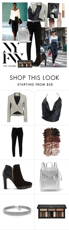 """Fashion"" by denibrad ❤ liked on Polyvore featuring Hellessy, 10 Crosby Derek Lam, Paco Rabanne, Ted Baker, LORAC, Dune, Loeffler Randall, Bling Jewelry, Kat Von D and Dolce&Gabbana"