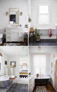 Trends & Tips For Decorating a Bathroom | Trend Center by Rugs Direct