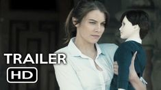 The Boy Official Trailer #1 (2016)  Lauren Cohan Horror Movie HD
