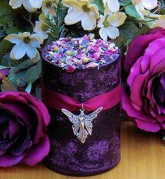 Sugared Plum - Yule Ritual Pillar - YULE pagan wiccan witchcraft magick ritual supplies
