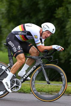 Tour of Britain 2016 / Stage 7a Tony MARTIN / Bristol Bristol / TOB /Tim De WaeleKT/Tim De Waele/Corbis via Getty Images