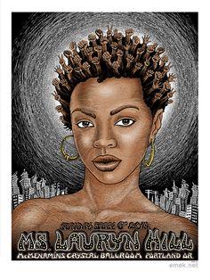 Ms. Lauryn Hill - Emek - 2014 ----