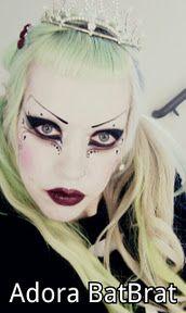 cool harlequin eyes
