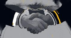 Ties that bind: how the bond between police and prosecutors impedes justice