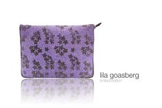 $300 lila goasberg handcrafted iPad bag Gadgets, Ipad Bag, Couture, My Love, Bags, Products, Felting, Handbags, Haute Couture