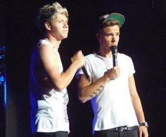 Niall Horan; Liam Payne