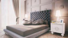 Шоколадная спальня - Галерея 3ddd.ru