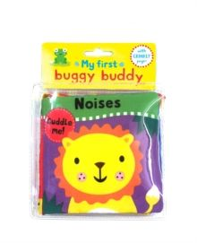 Cute, cuddly and with crinkly pages to touch and feel!This first cloth book has a strap that's easy to attach to a cot or buggy and is soft enough to give to your baby.Bright, ...