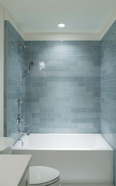 Interior Design Ideas...pretty subway tile...