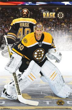 Tuukka Rask Boston Bruins NHL Sports Poster Posters at AllPosters.com
