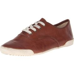 FRYE Women's Melanie Fashion Sneaker (110 CAD) ❤ liked on Polyvore featuring shoes, sneakers, frye, frye footwear, genuine leather shoes, flexible shoes and frye sneakers
