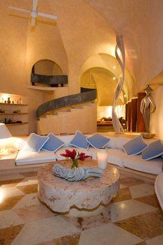 International Homes | HGTV.com's Ultimate House Hunt | HGTV Sitting Area Contemporary Villa in Puerto Vallarta, Mexico